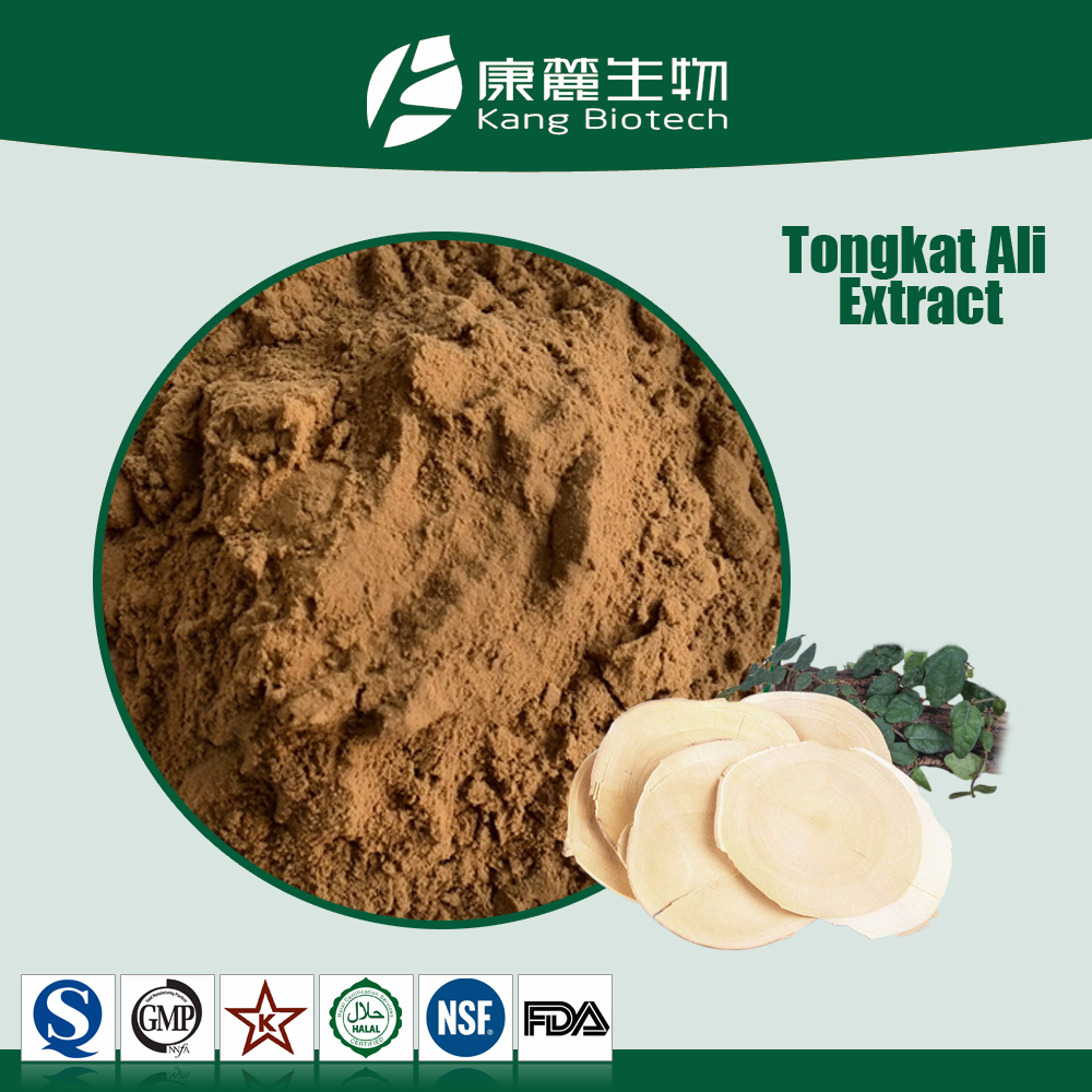 100% Natural Pure Tongkat Ali Root Extract Powder ,Raw Material of Tongkat Ali Coffee