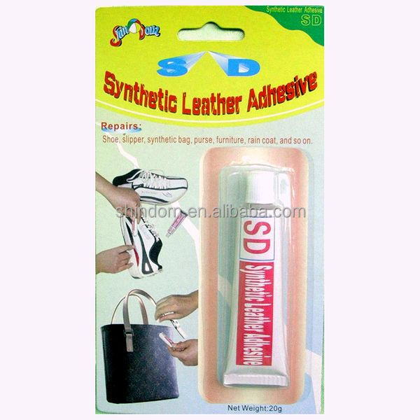 High quality waterproof shoe glue for vinyl leather repair