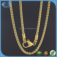 Alibaba Express Chain Necklace Bulk Gold Jewelry