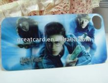 Lenticular 3D Advertising Print for Movie Poster