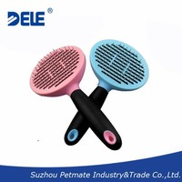 Grooming Product Self-cleaning Dog Pin Brush Madan