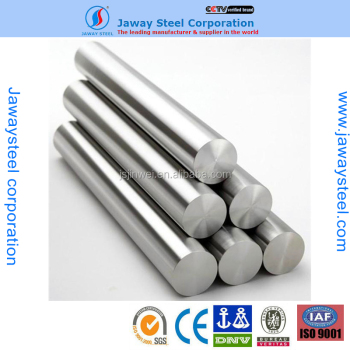 Round stainless steel bars AISI316 L cold drawn and hot rolled