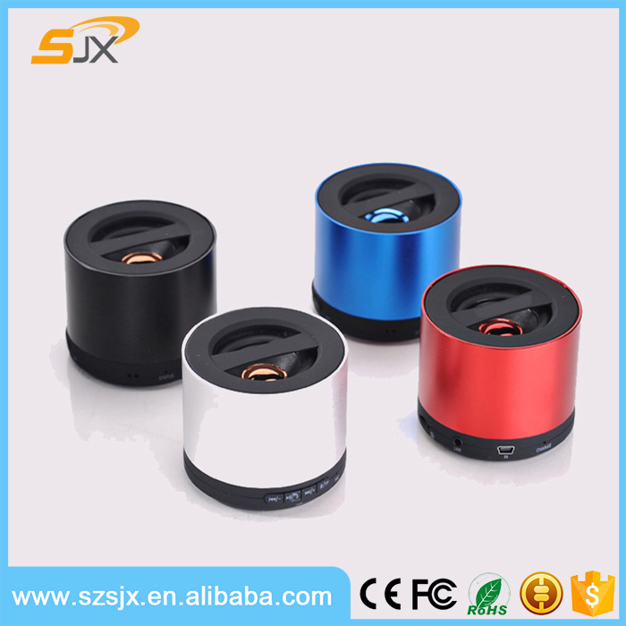 Super Bass Mini Aluminum Alloy N9 Bluetooth 4.0 Speaker