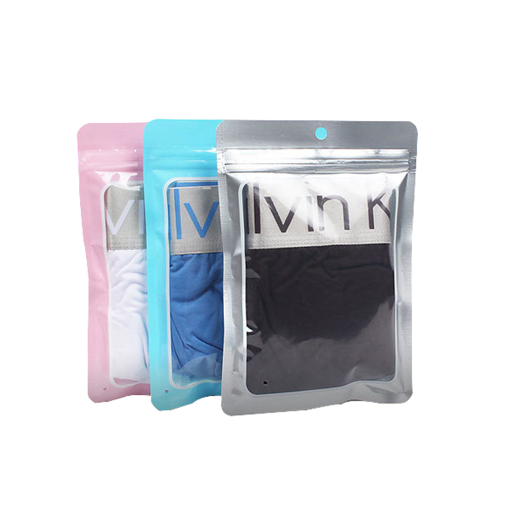 Cute loyal Waterproof Aluminum Underware Packaging