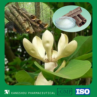 High Purity Hou po extract Magnolia Bark Extract Magnolol and Honokiol Powder