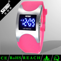 Skmei multimedia mobile digital silicone wrist watch