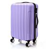 "18""20""22""24""26""28"" ABS travel luggage bags with 4 universal wheels"