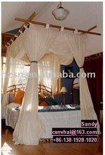 LLIN-Luxurious king size mosquito bed canopy