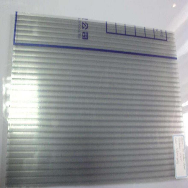 High Quality Polycarbonate Abrasion Resistant Roofing Sheets Double Decorative Wall PC Plastic