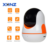 Shenzhen xonz supply 720p hidden camera motion detection cctv mini monitor
