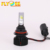 Most popular T8 LED headlight kit for car and motorcycles 60w 8000lm ZES chip led bulbs
