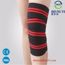 Alibaba China Plastic Knee Leg Patella Support Compression Hinged Brace
