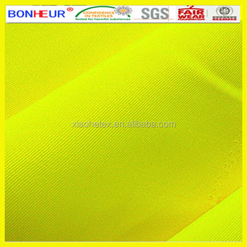 good colorfastness 70/30polyester cotton drill workwear fabric garment
