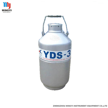 3L small capacity liquid nitrogen container YDS-3