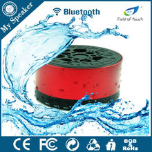 New technology product in china dual magnet wireless bluetooth speaker with tf card fm radio and usb port