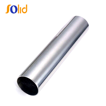 Stainless Steel Flagstaff Pipe Tube Hollow Bar