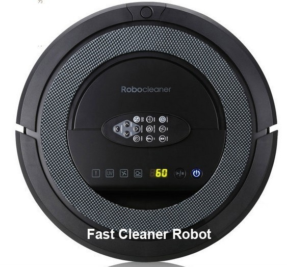 2016 I am Robot Newest And Best Robot Vacuum Cleaner Cleanmate QQ5
