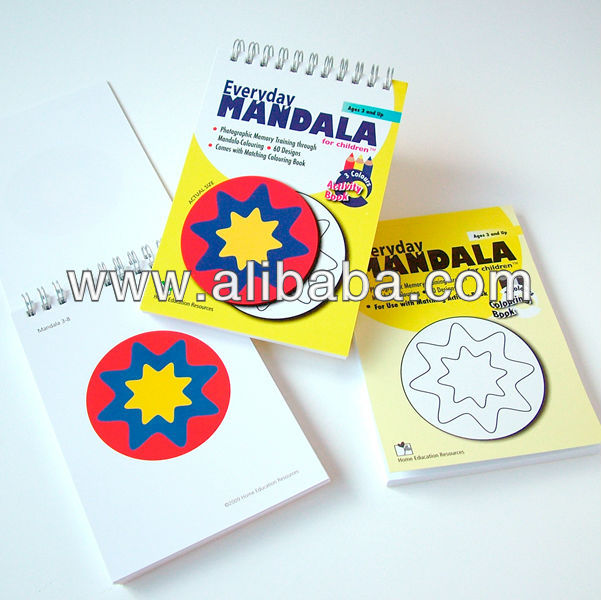 Everyday Mandala for Children