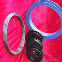 black surface Best quality promotional molybdenum wire for wire-cutting 99.95%