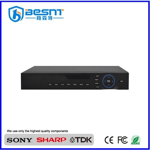 Besnt full d1 16ch h.264 CCTV DVR support hdmi Digital video recorder BS-T16E