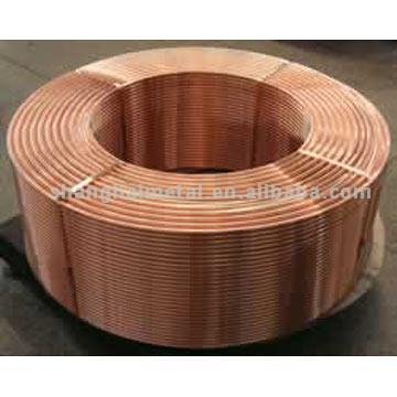 Copper Tube for Air Conditioner, astm b280 seamless copper tube, C1220 seamless copper tube