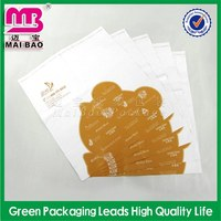 completely design service offered polythene plastic mailing postal packaging bags