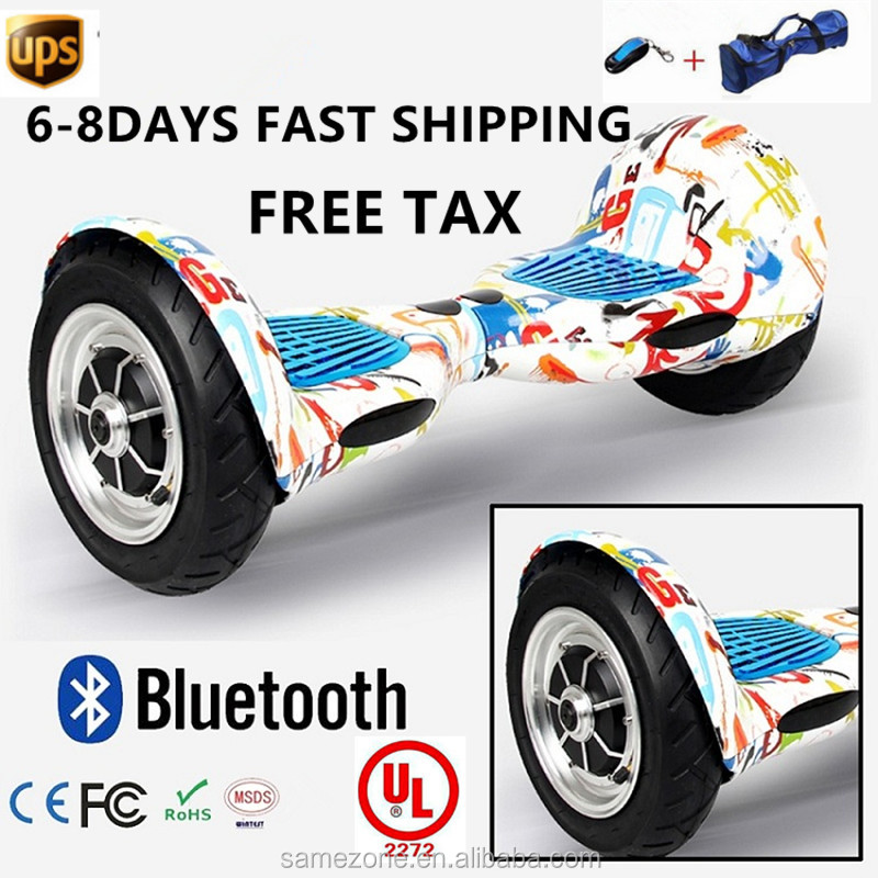 Wholesale China Koowheel 10 inch Big Tire Two Wheel Off Road Hoverboard Hands Free Steering-Wheel Scooter