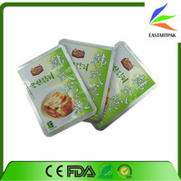 Food grade pickled vegetables package/kimchi packaging/aseptic packaging