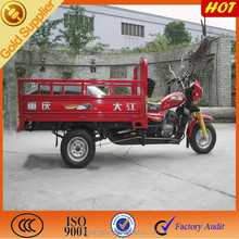 Trike three wheel motorcycle for cargo truck