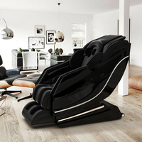 Leisure Swing Massage Chair with 3D Zero Gravity