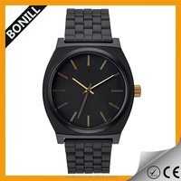Homme Montre Wrist Watch China Stainless Steel Back Water Resistant Watch