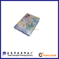 Hard Cover Paper Notebook with Thick Paper