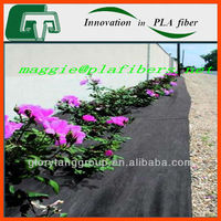 biodegradable pla spunbond nonwoven mulching film