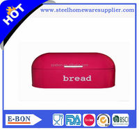 New design stainless steel corner bread bin box bread bin biscuit tea coffee sugar canister set