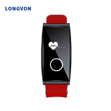 NFC RFID Beacon Lora <strong>Smart</strong> <strong>Watch</strong> IP68 Tag Wearable Wristband Fitness Tracker
