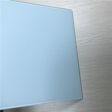 Building products low cost opaque 3+3mm 6.38mm milky white laminated glass manufacturer