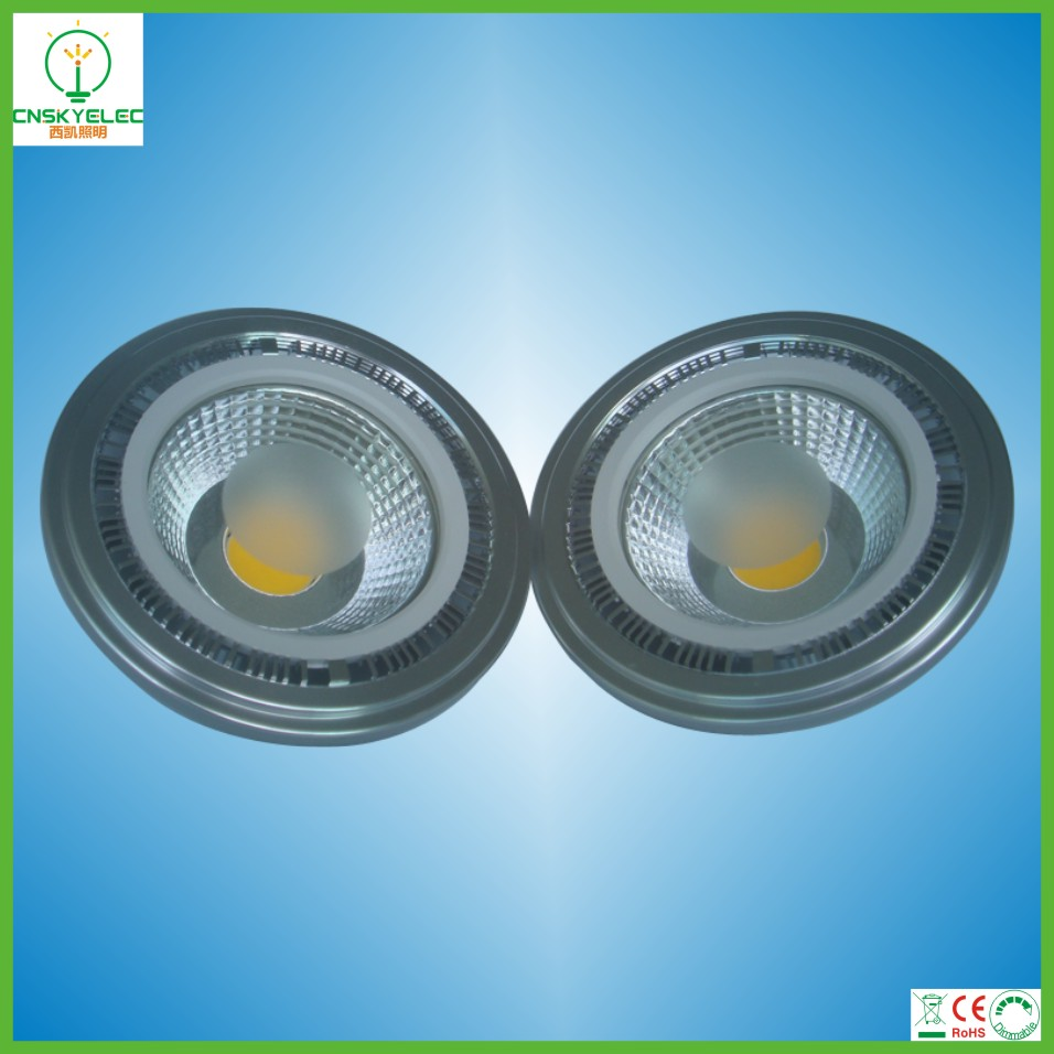ce rohs ul etl 20w COB AR111 GX8.5 LED Light
