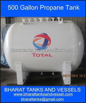 Buy 500 gallon propane tank