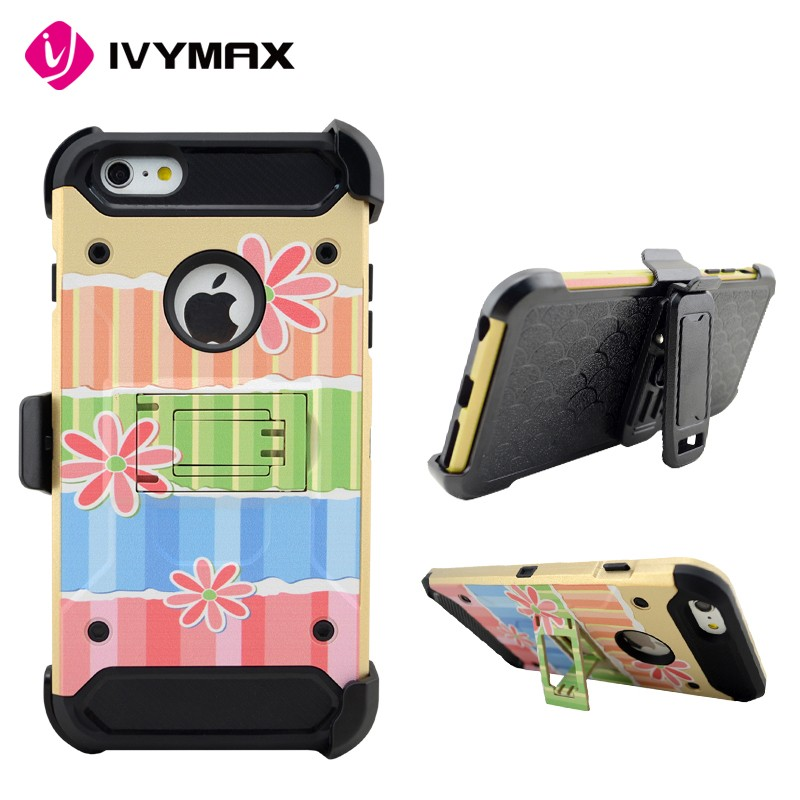 Hot Sale Promotion Wholesale Clear Phone Case 3D Color UV Print TPU Soft Back Cover Case For iphone 6S plus