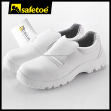 White color micro fiber upper nurse shoes for both man and woman