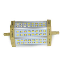 85-265V 200 degree 10W Aluminum High Lumen 118mm R7S LED