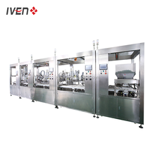 Intelligentized disposable vacuum Blood collection test tube dosing filling machine