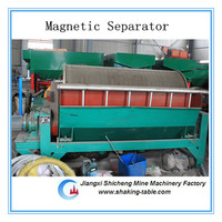Low price magnetic separator pasir besi