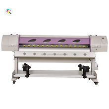 6feet China Automatic Feeding And Cleaning Digital Printing Corrugated Paper Printing Machine eco solent sublimation UV machine