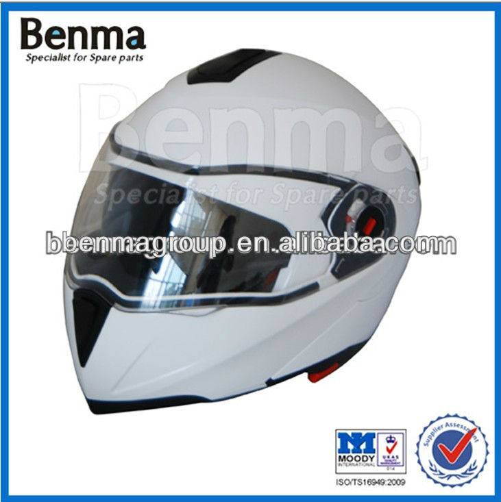 High Security Coefficient DOT Approved Full Face Helmets Top Quality