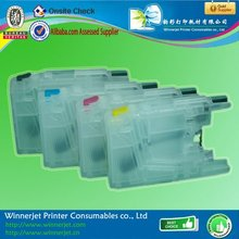 goods from china refill ink cartridge for brother LC38 LC39