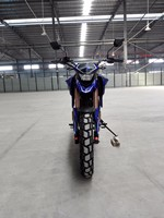 China LED lights dirt bikes,250cc crossover bike,eec cheap for sales