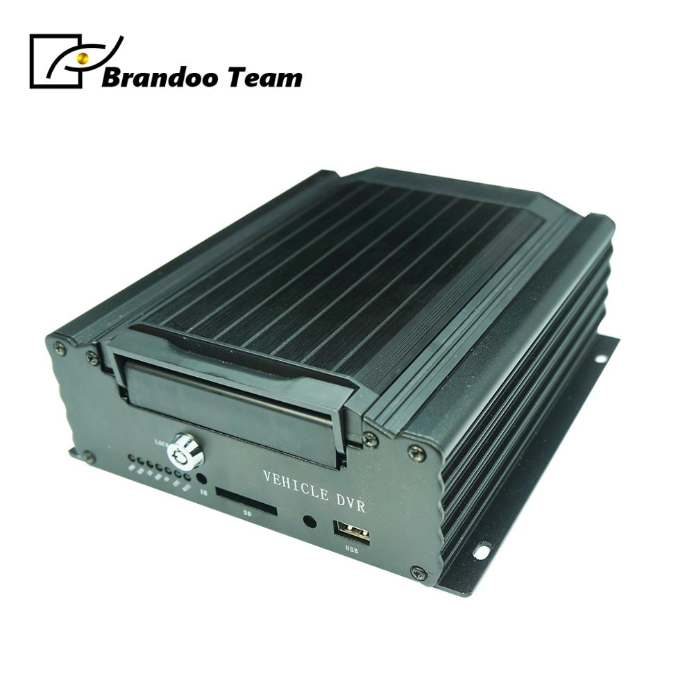 4CH HDD MDVR mobile <strong>dvr</strong> 1080P H.265 4 channel bus truck <strong>dvr</strong>