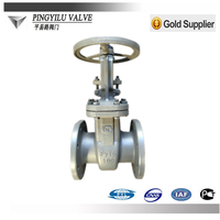 automatic stainless steel 316 yudo valve gate dn150