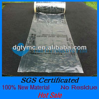 Hot sale SGS 100% new material floor protective plastic film
